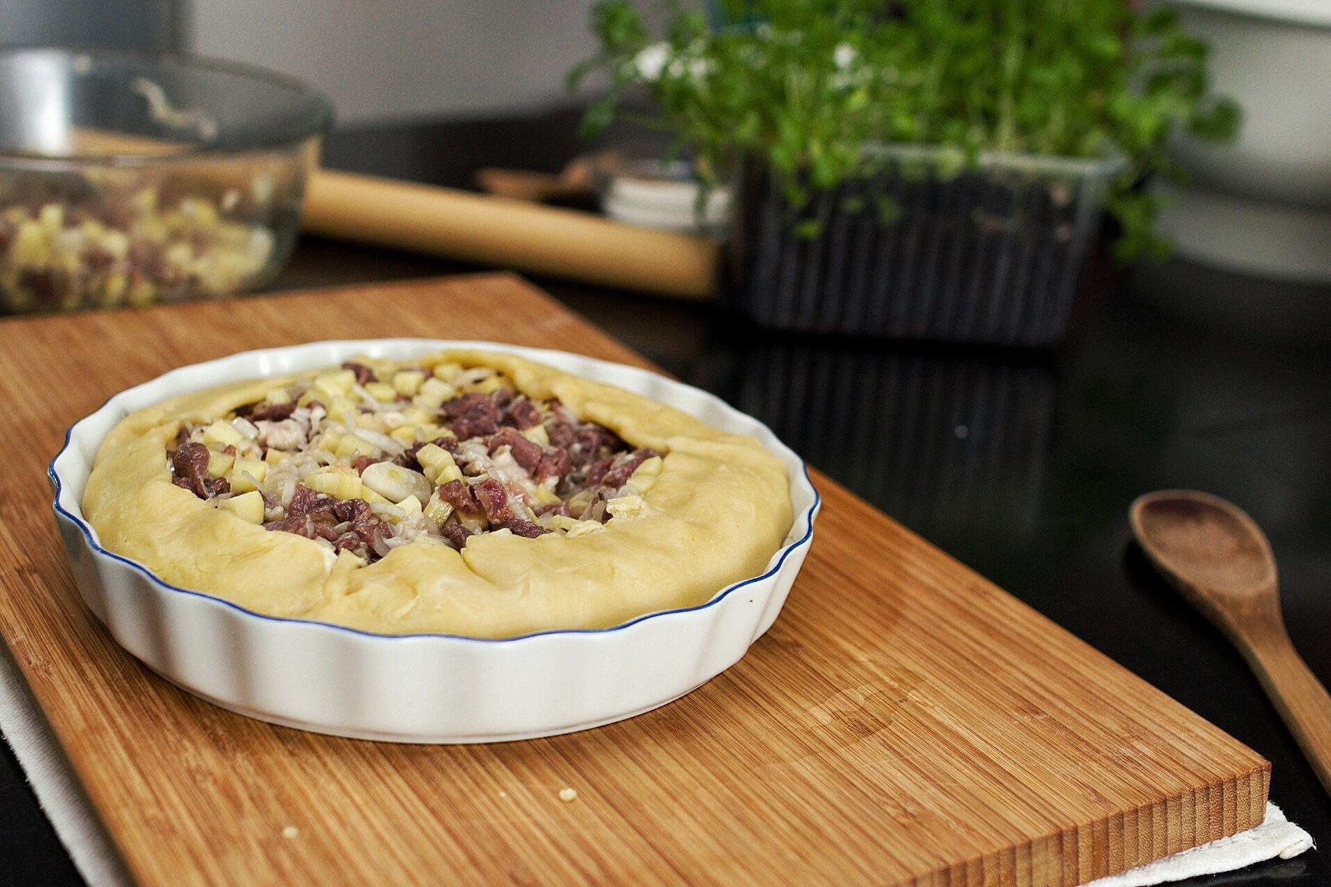 Рецепт балиша с пошаговым фото